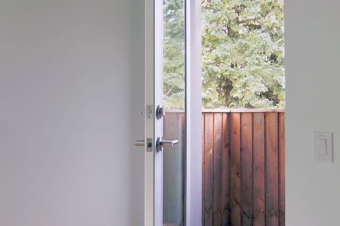 Design-Built New Home Build - Deck
