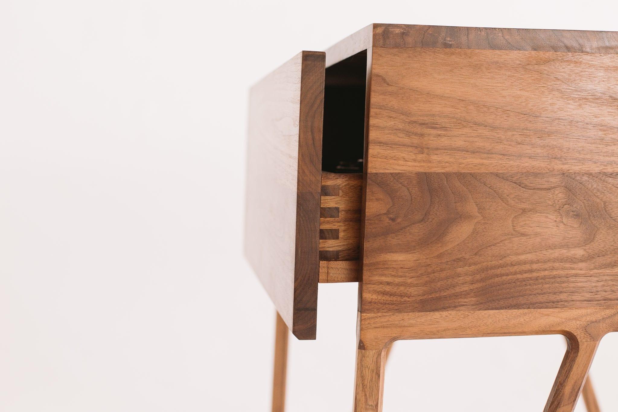 Design-Built Custom Furniture - End Table