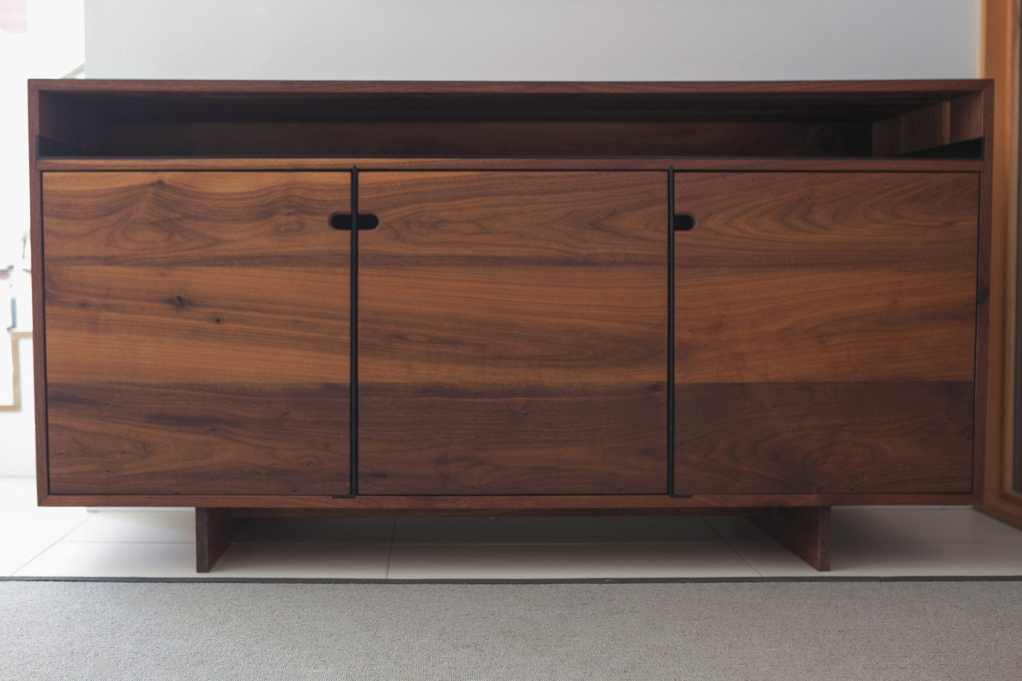 Design-Built Custom Furniture - Credenza