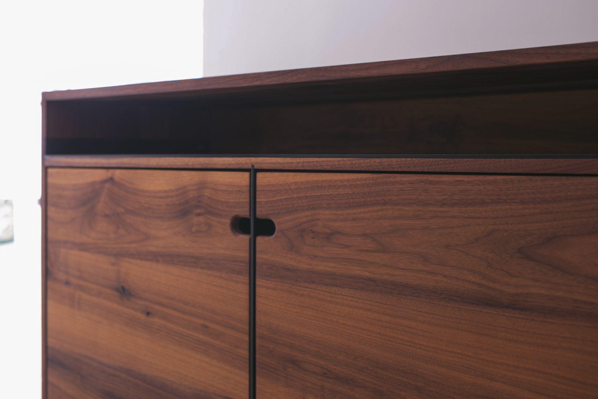 Design-Built Custom Furniture - Credenza