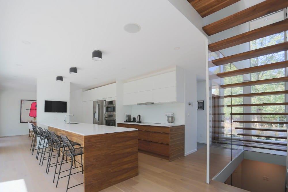 Design-Built New Home Build - Kitchen