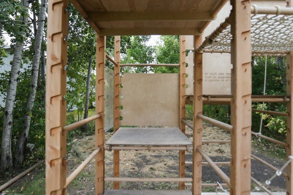 Design-Built Custom Play Structure