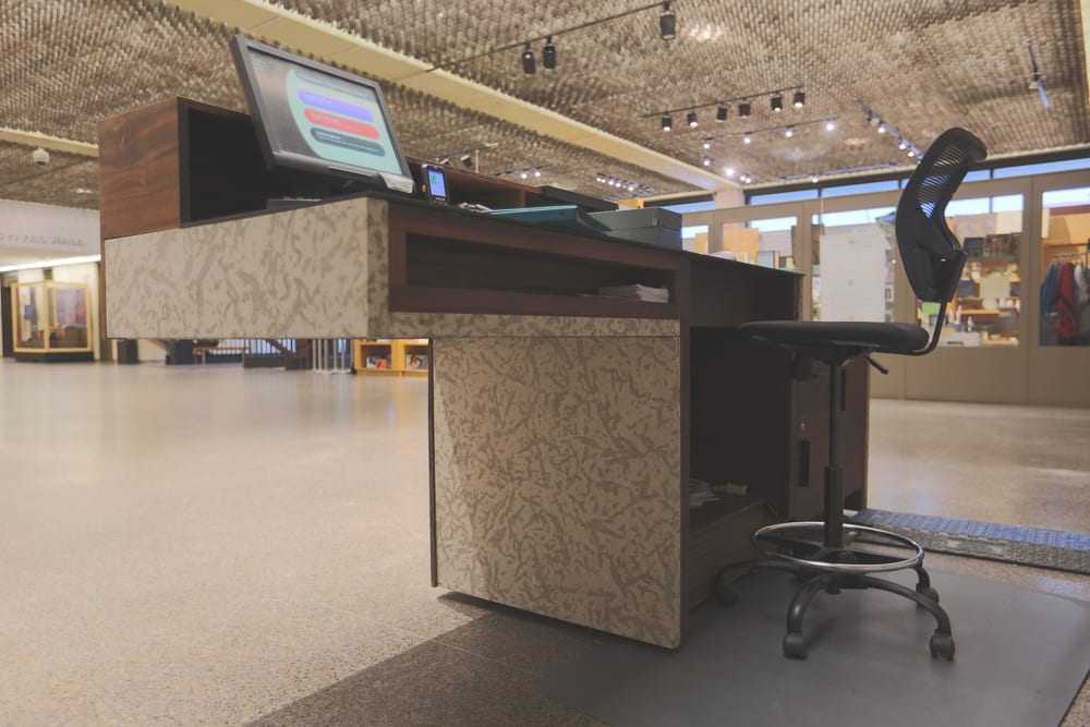 Design-Built Custom Furniture - Desk