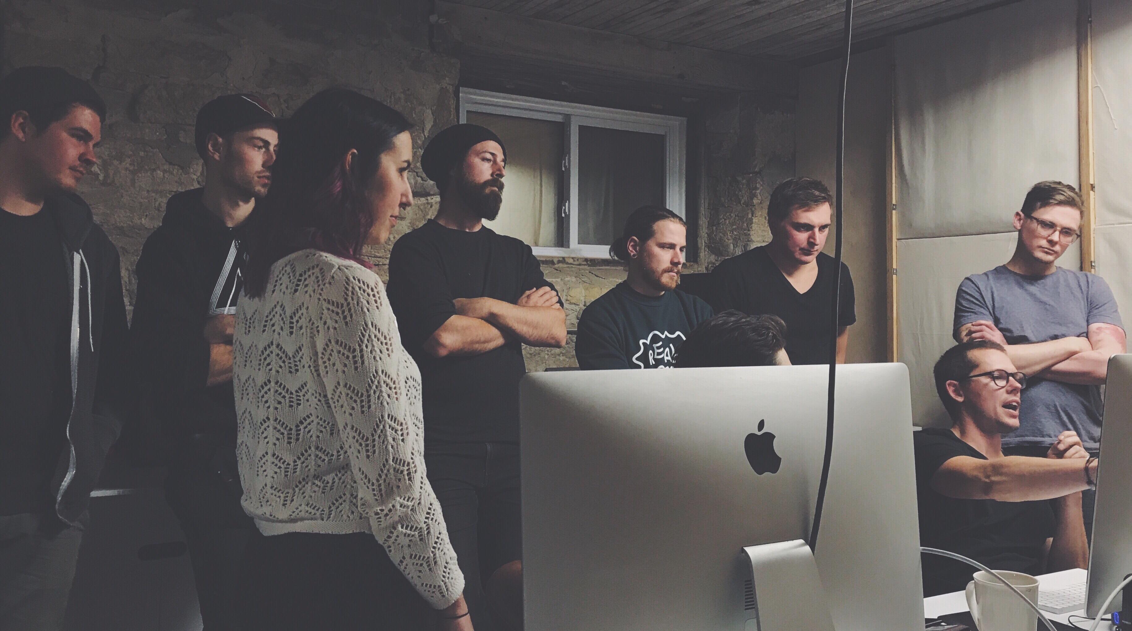 Design-Built Team Photo