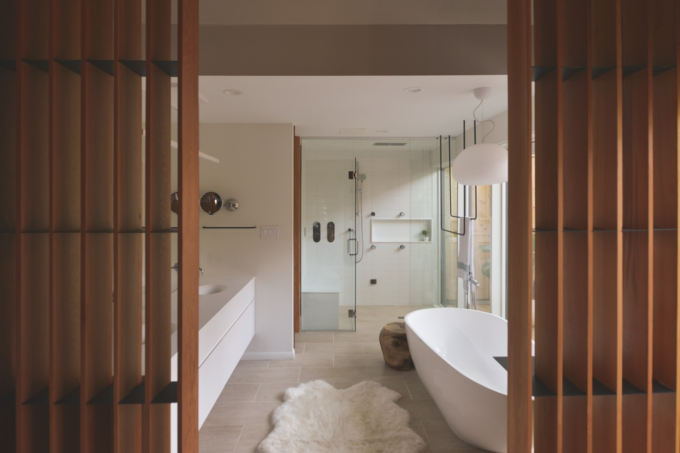 Design-Built Bathroom Renovation