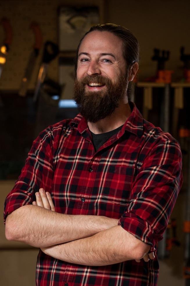 Portrait of a Design-Built Employee