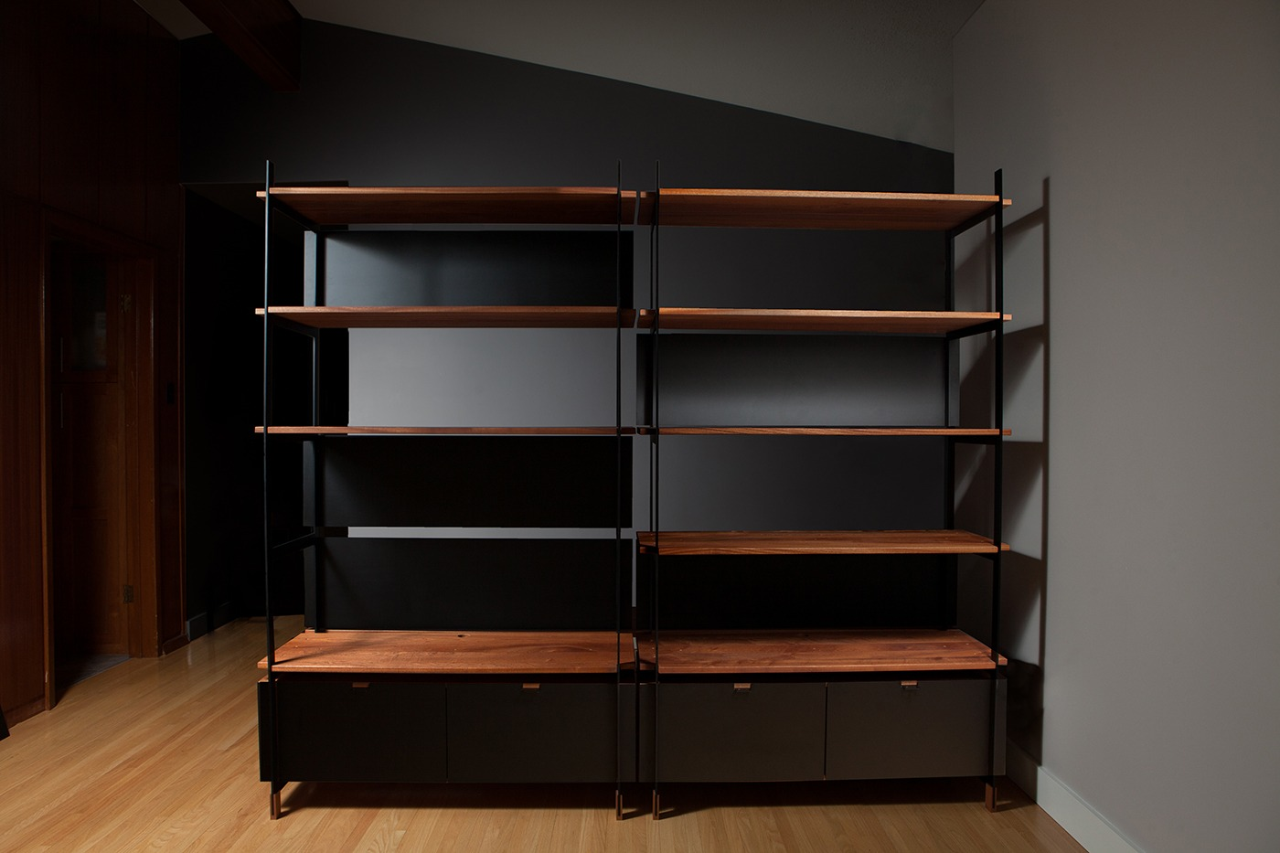 Design-Built Custom Shelf